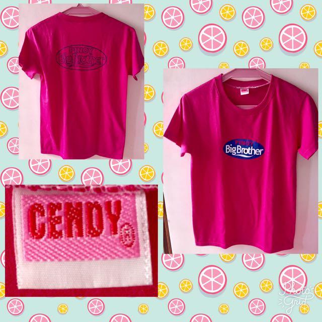 Cendy Pinoy Big Brother Ladies' Tee