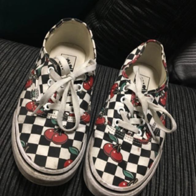 Cherry Vans