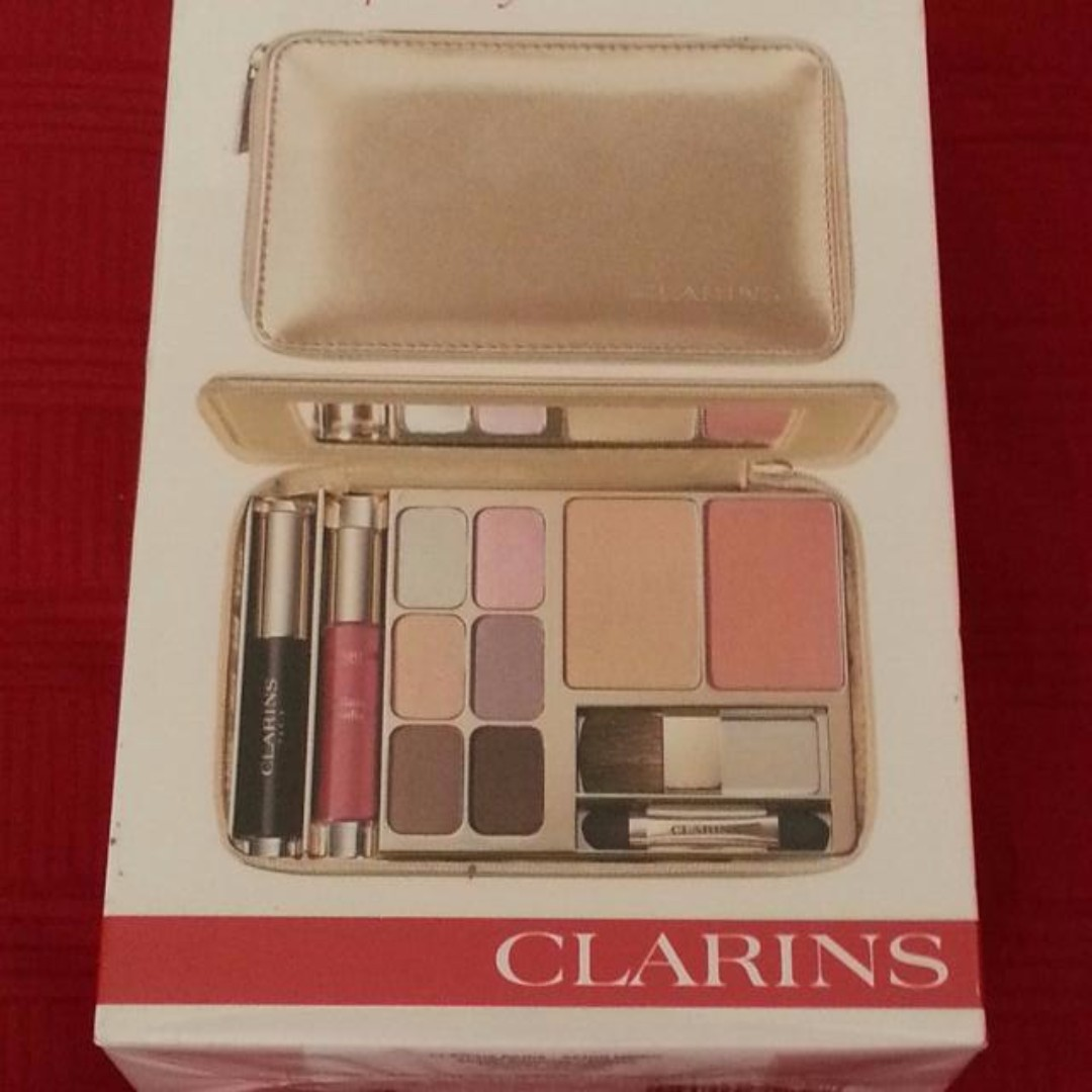 Clarins Makeup Set Saubhaya Makeup