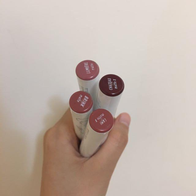 Colourpop Lippie Stix&Lippie Pencil 唇線筆&唇筆