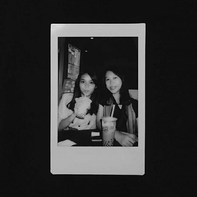 Contoh Hasil Foto Dg Instax Camera Polaroid
