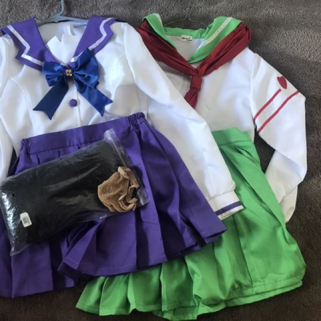 Cosplay - all for $20!