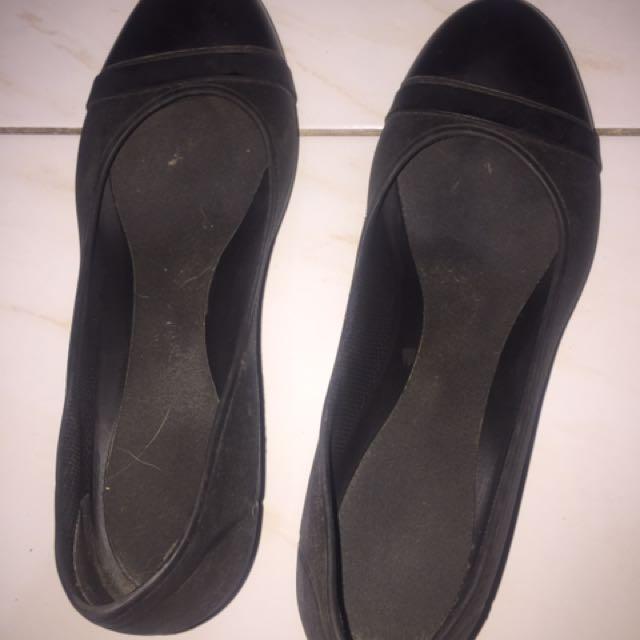 Crocs wedge shoes - authentic