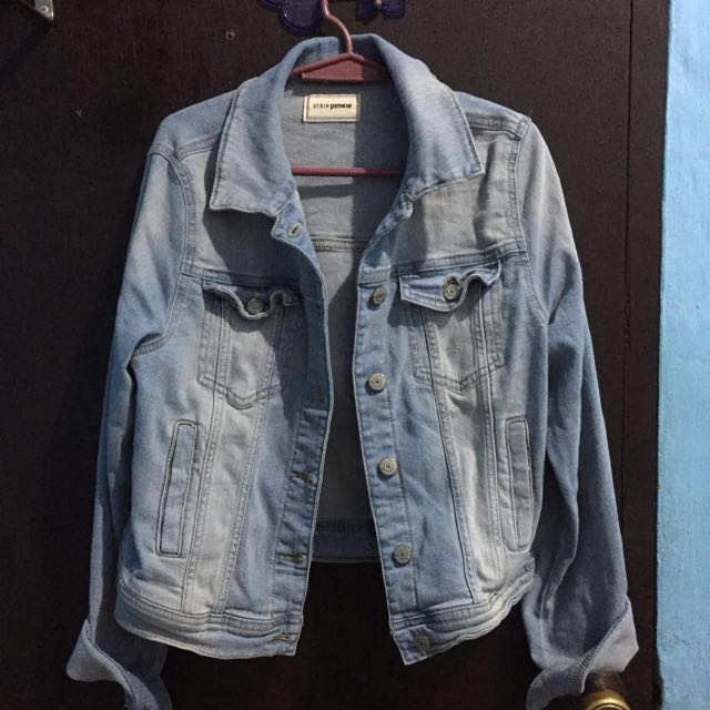 Denim Jacket - Denim Pimkie
