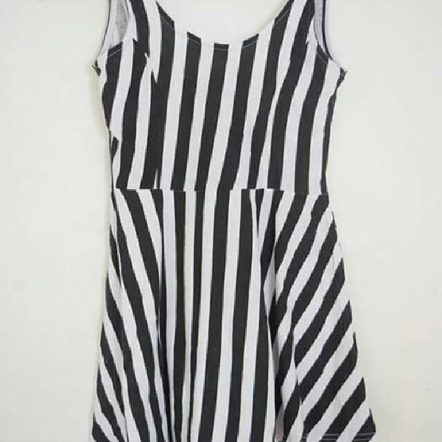 DIVIDED Super Short Summer Dress
