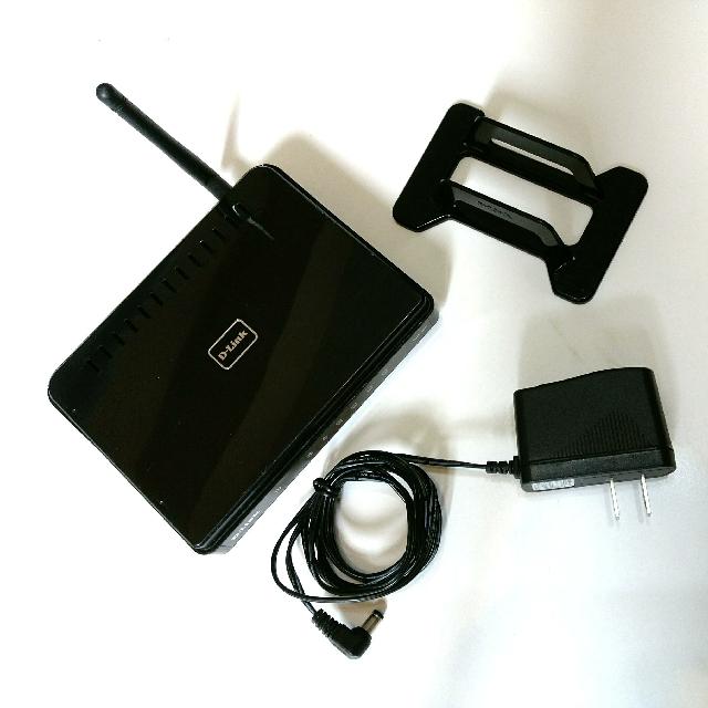 D-Link DIR-300 無線寬頻路由器享器