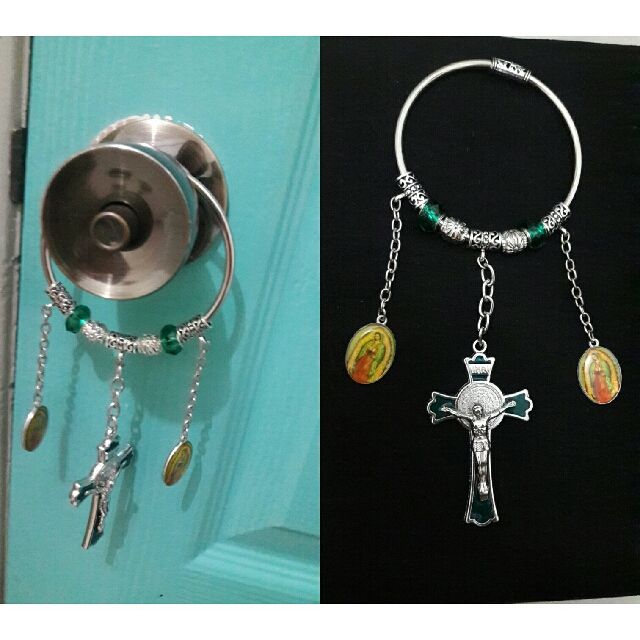 Door Knob Charms and Door Danglers Everything Else Religious Items on Carousell & Door Knob Charms and Door Danglers Everything Else Religious ... pezcame.com