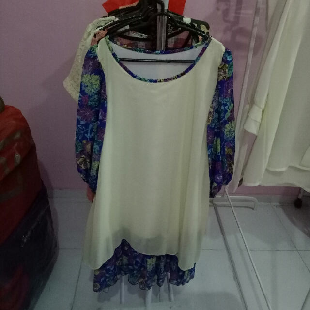 dress big size 2w