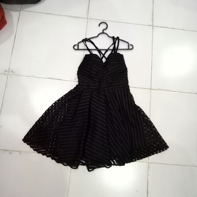dress tebal ready 2 warna