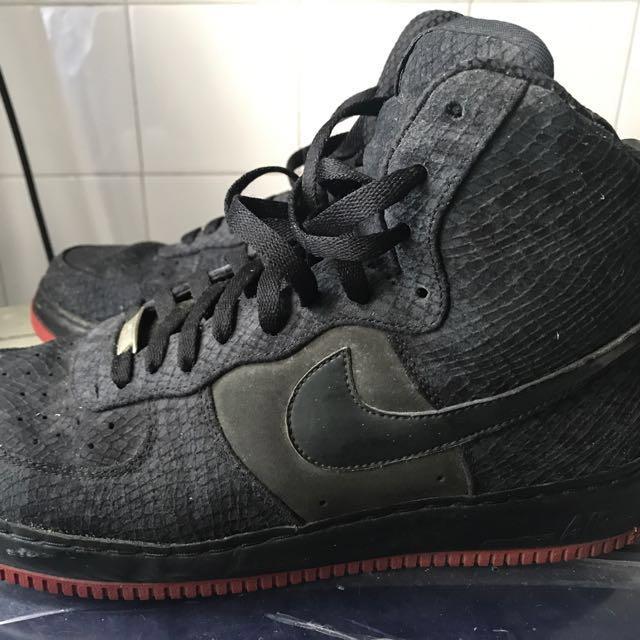Nike Air Force 1 High Supreme West Eddie Cruz x