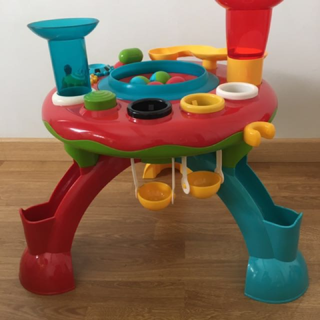 ELC (Early Learning Centre) Lights and Sounds Activity Table, Babies ...