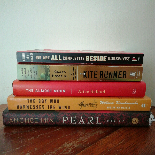 English Novels #FreePostage