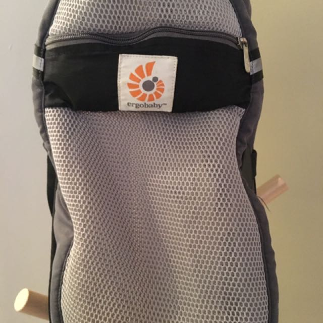 5cf5a1e72bc ERGOBABY Performance Baby Carrier - Ventus Graphite