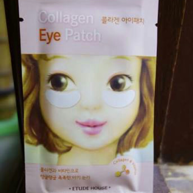 Etude Collagen Eye Patch (Masker Mata)