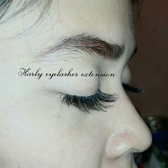 Eyelash Extension/Tanam Bulu Mata