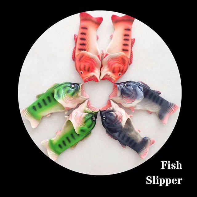 Fish Slipper