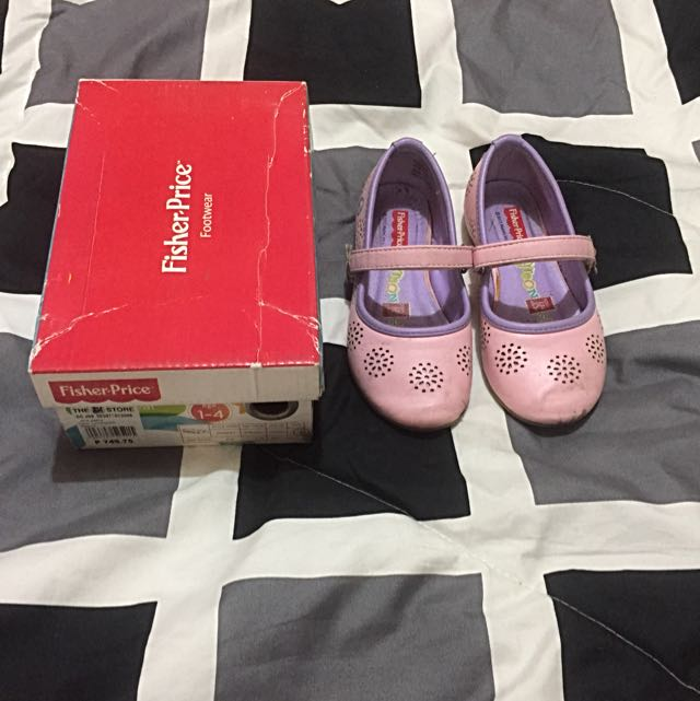 Fisher Price Girl Shoes