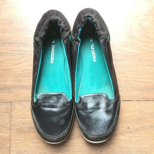 Flatshoes Diadora