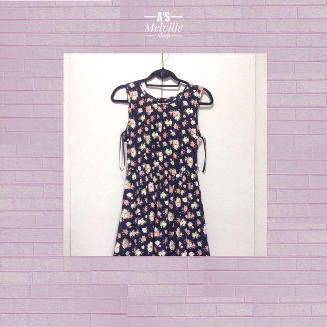 Floral/Silk Dress