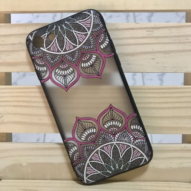 Frosted Glass iPhone 7 Case