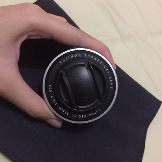 Fujifilm Lens 27mm