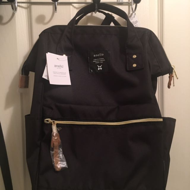 Genuine Anello Brand New Backpack