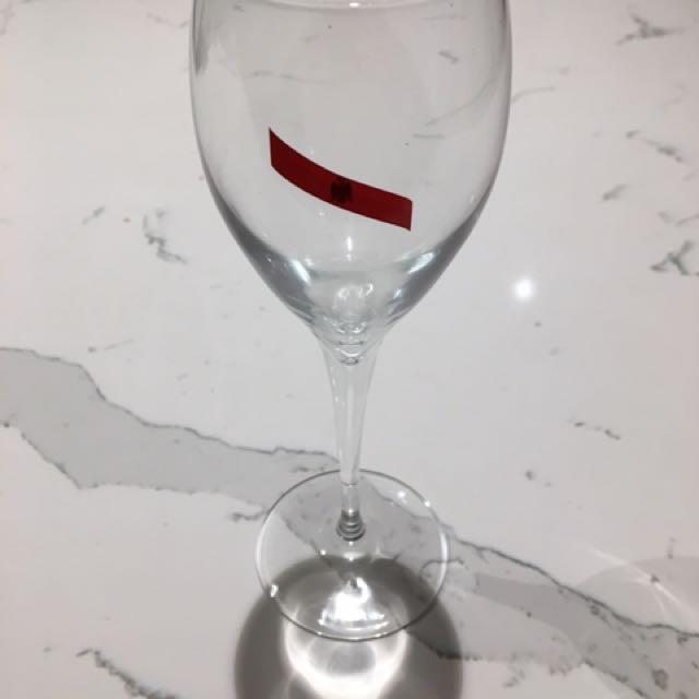 G.H MUMM champagne glasses 24no