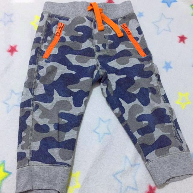 Gymboree Pants in Gray Camouflage