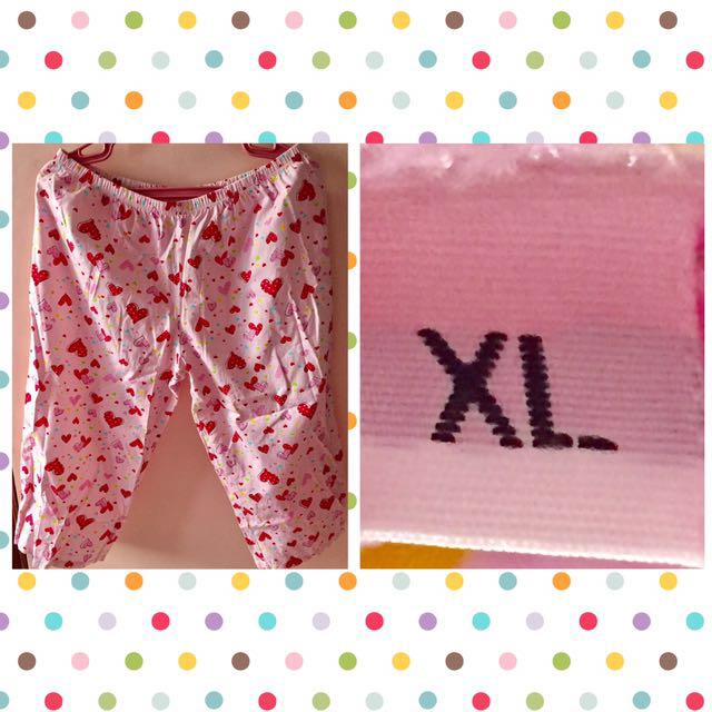 Heart-filled Pajama for Ladies
