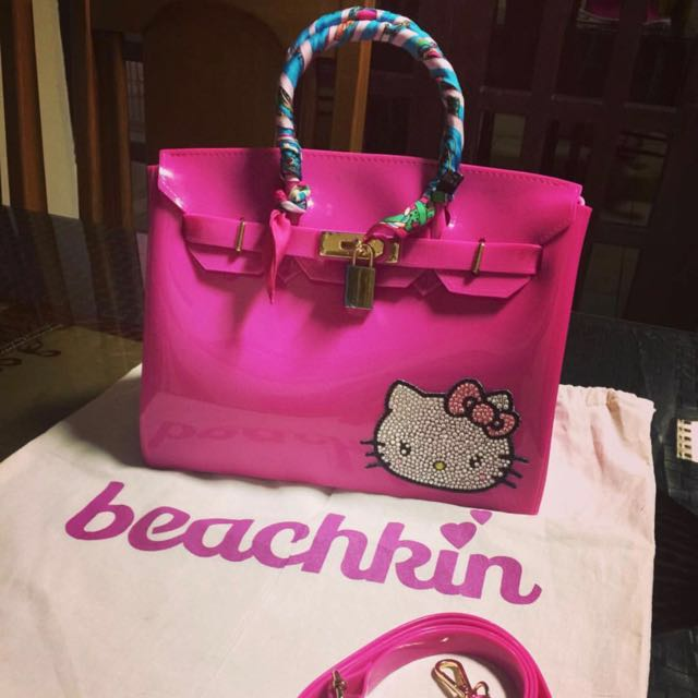 Hellokitty Beachkin Bag