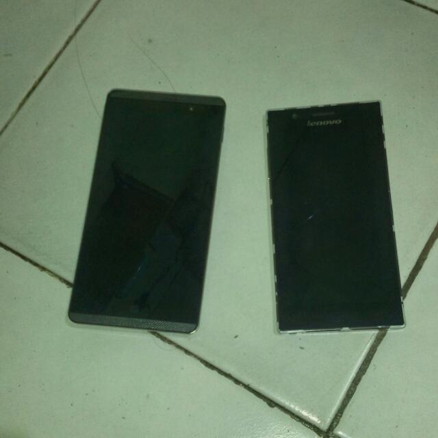 HP Slate 6 & Lenovo K900