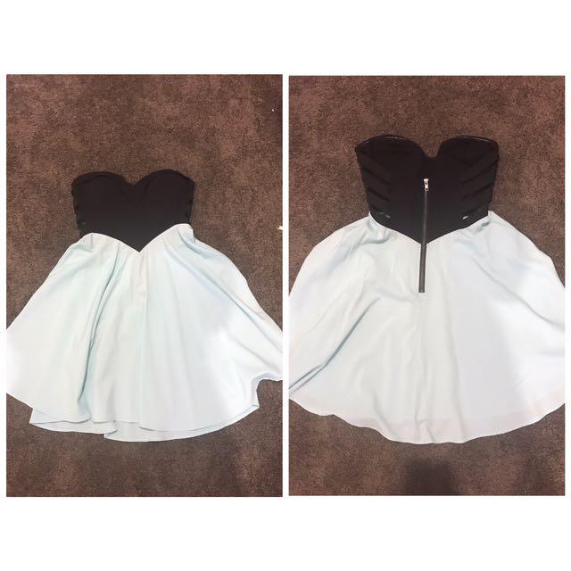 Imprint Skater Dress
