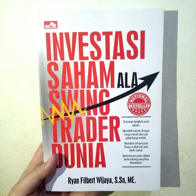 Investasi Saham Ala Swing Trader Dunia
