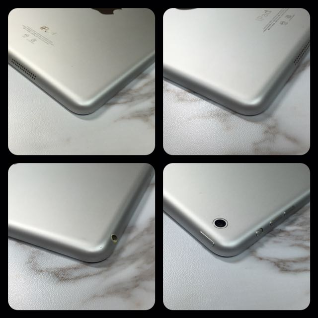 iPad Mini 16G Wifi 銀色