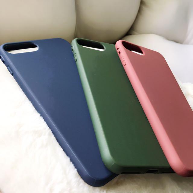Iphone 7plus rubber case