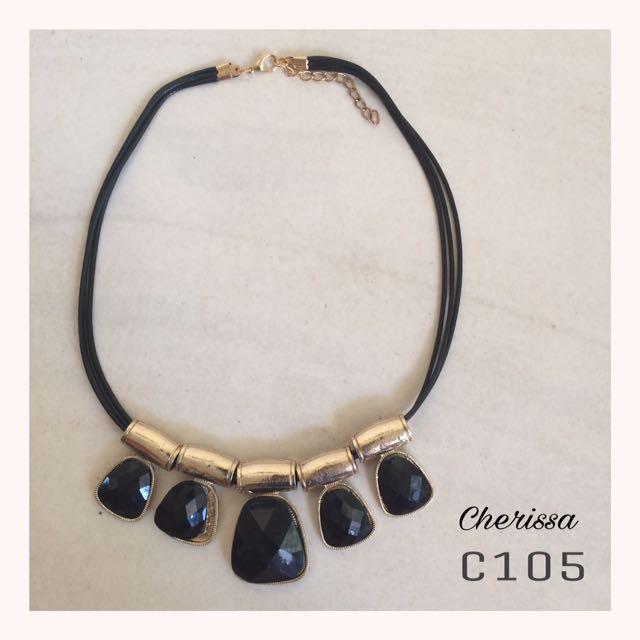 Kalung Murah C105-C107 Fashion Statement Necklace