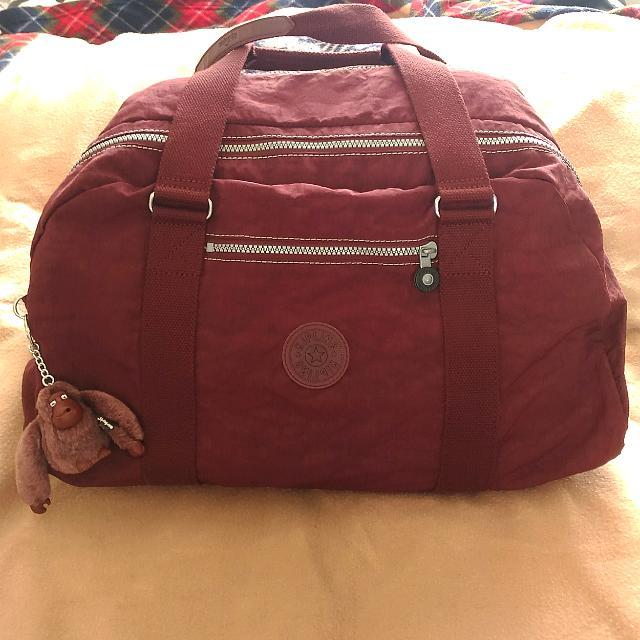 比利時Kipling旅行袋