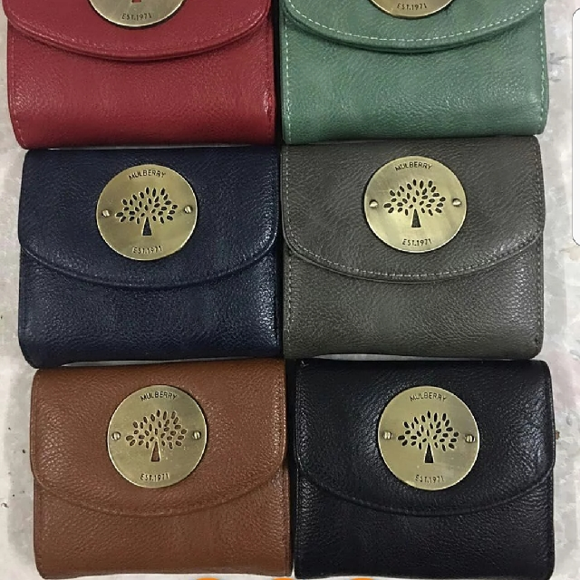 Ladies Mulberry Wallets