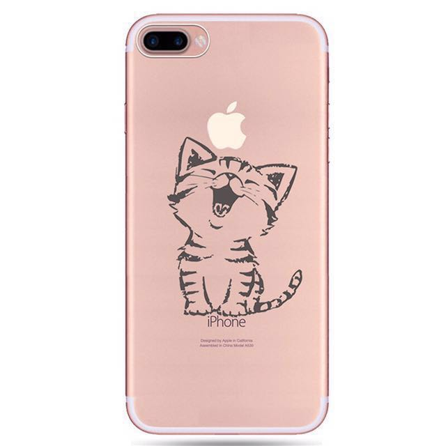 Laughing Cat Iphone 6S Casing