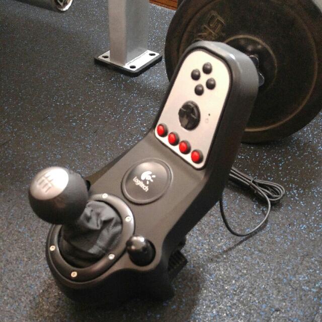 Logitech G27 Gear Shifter, Toys & Games, Video Gaming