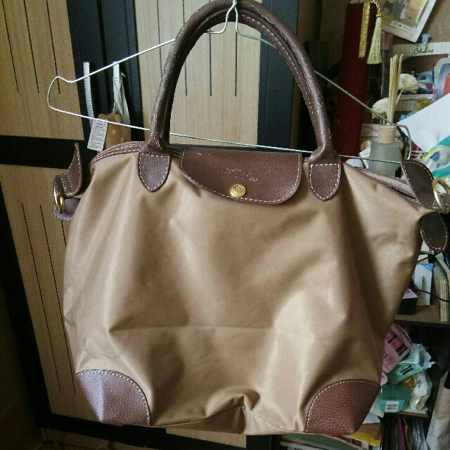 Longchamp Bag In Brown