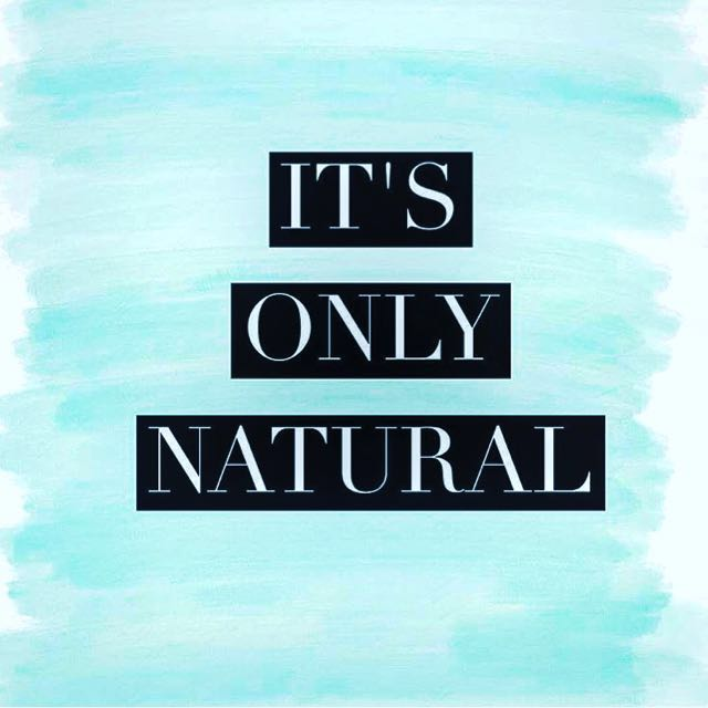 Looking for natural products?