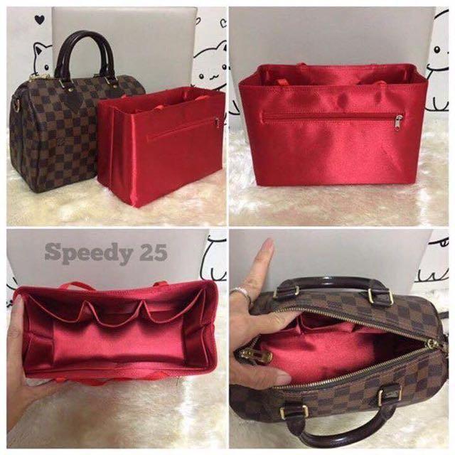 Louis Vuitton Bag Organizer Speedy 25 051c10c50