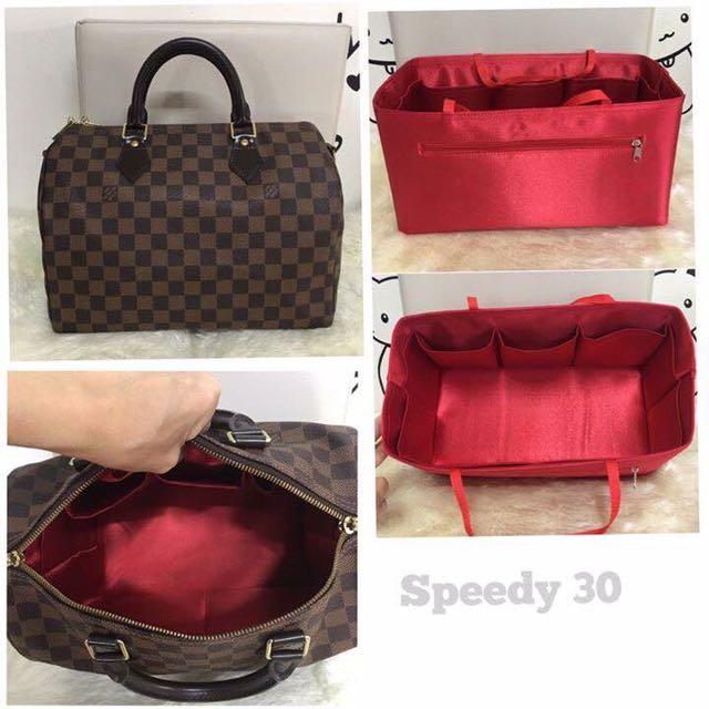 ad4700e9899 Louis Vuitton Speedy 30 Bag Organizer, Women's Fashion, Bags ...