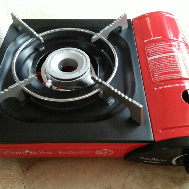 LPG PORTABLE GAS STOVE