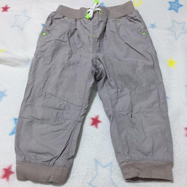 Mothercare gray Jogger pants