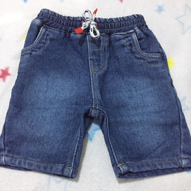 Mothercare maong shorts