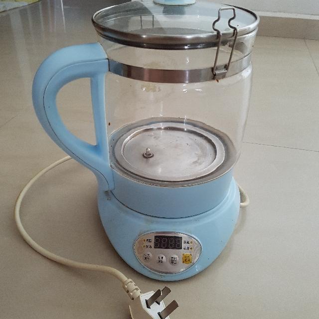 Multi-Purpose Glass Boiler, Home Appliances on Carousell