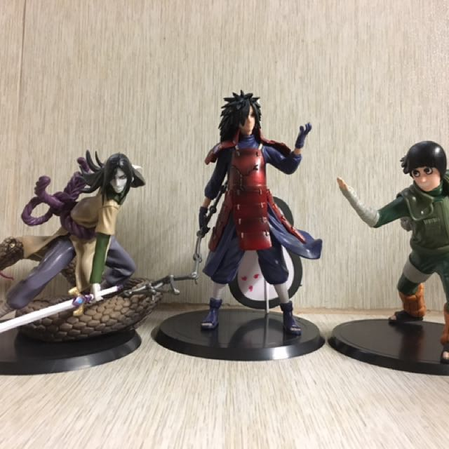 Naruto Shippuden Tsume Dxtra Action Figures (BL)