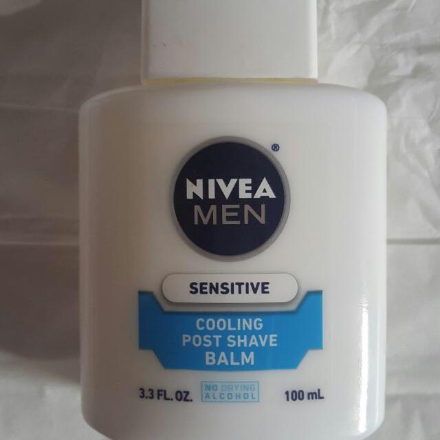 Nivea Men Cooling Post Shave Balm